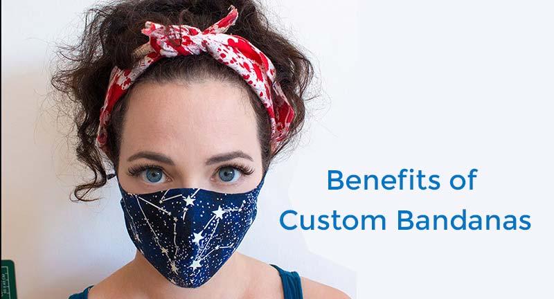Benefits of Custom Bandanas