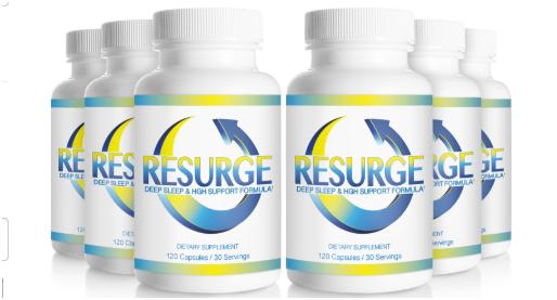 Resurge Review Supplements for Deep Sleep & Weight Loss