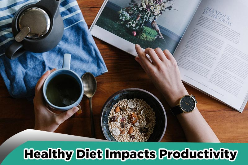 Want to Get More Done at Work? Eat Better – Healthy Diet Impacts Productivity