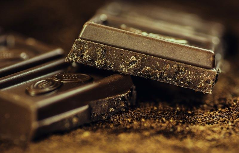 Dark chocolate supports blood flow