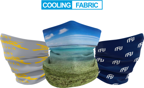 How Does Cooling Neck Gaiter Work?