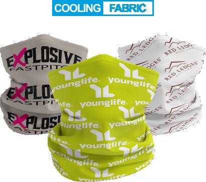 Cooling Neck Gaiter Mask